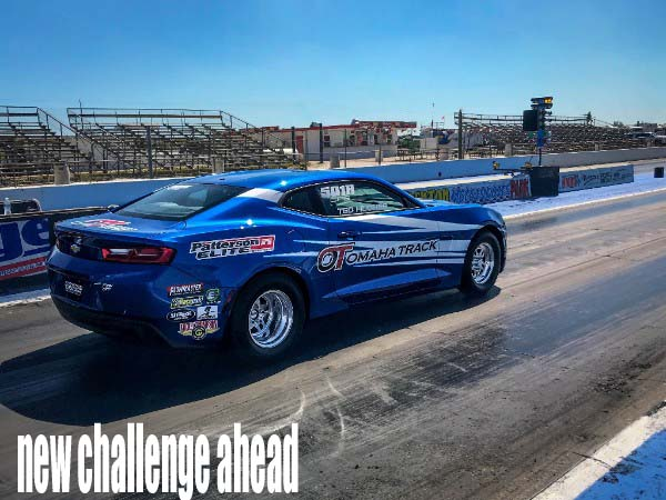 Patterson Elite To Campaign Factory Super Cars At Nmca