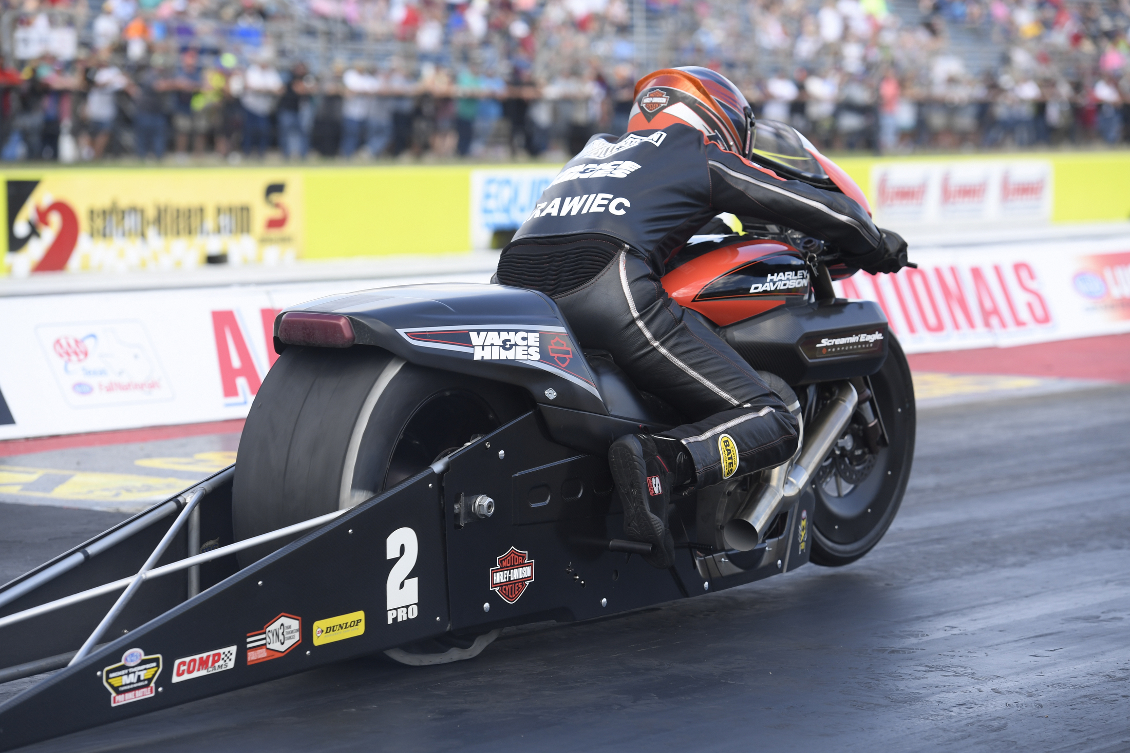 2017 NHRA FALL NATIONALS - DALLAS RESULTS   Competition Plus