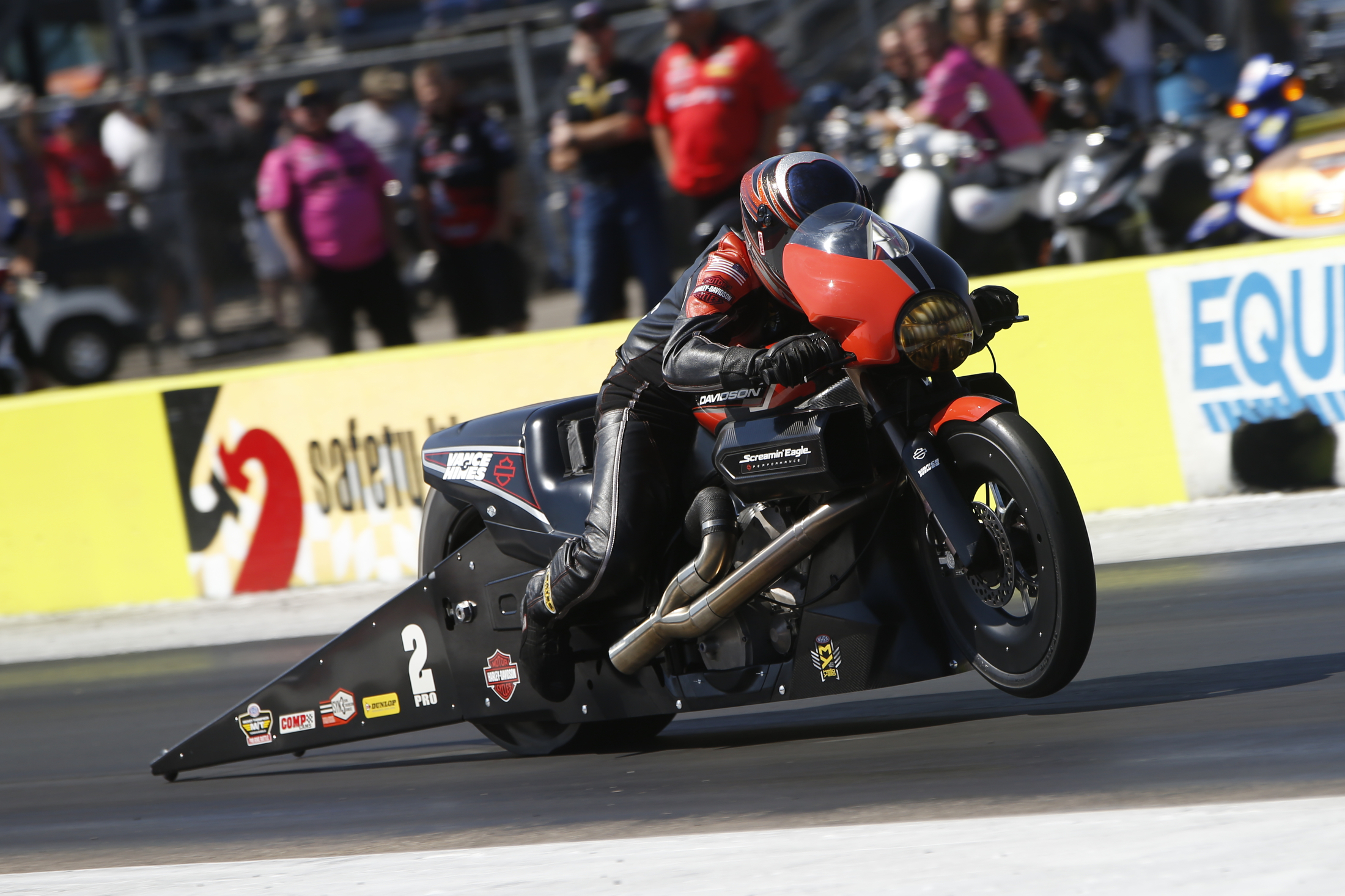 2017 NHRA FALL NATIONALS - DALLAS RESULTS | Competition Plus