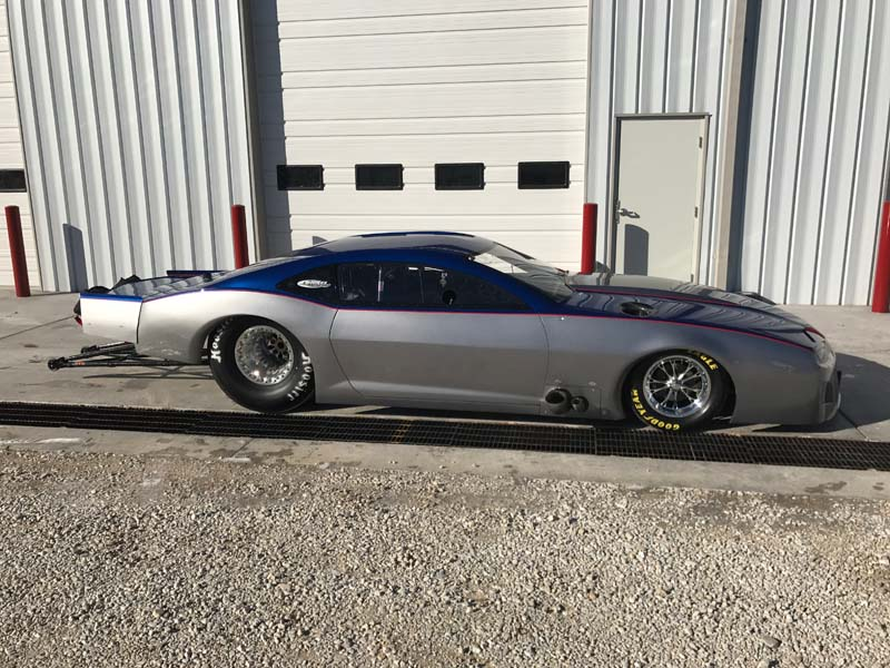 JERRY BICKEL ROLLS OUT THE NEW ROBERT COX PRO MOD