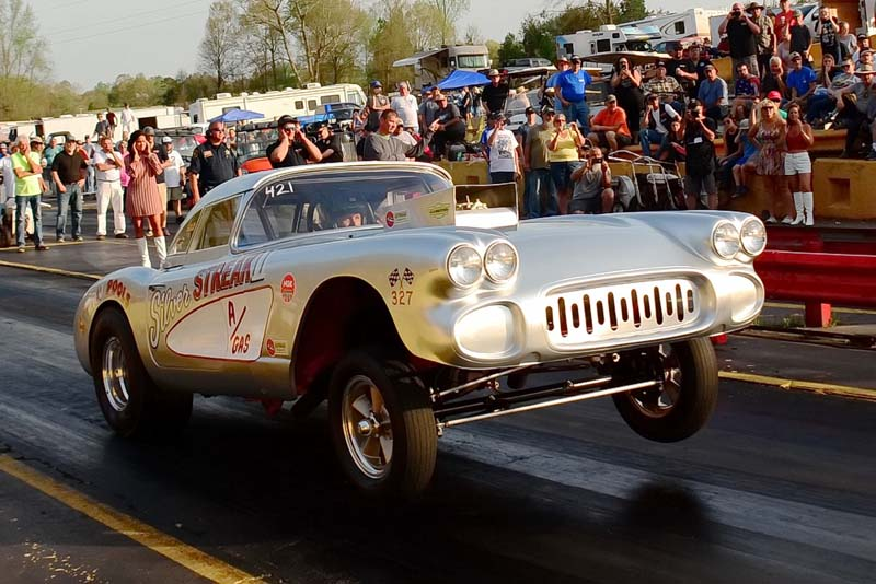 RECORD-SETTING SHOW FOR SOUTHEAST GASSERS AT SHADYSIDE