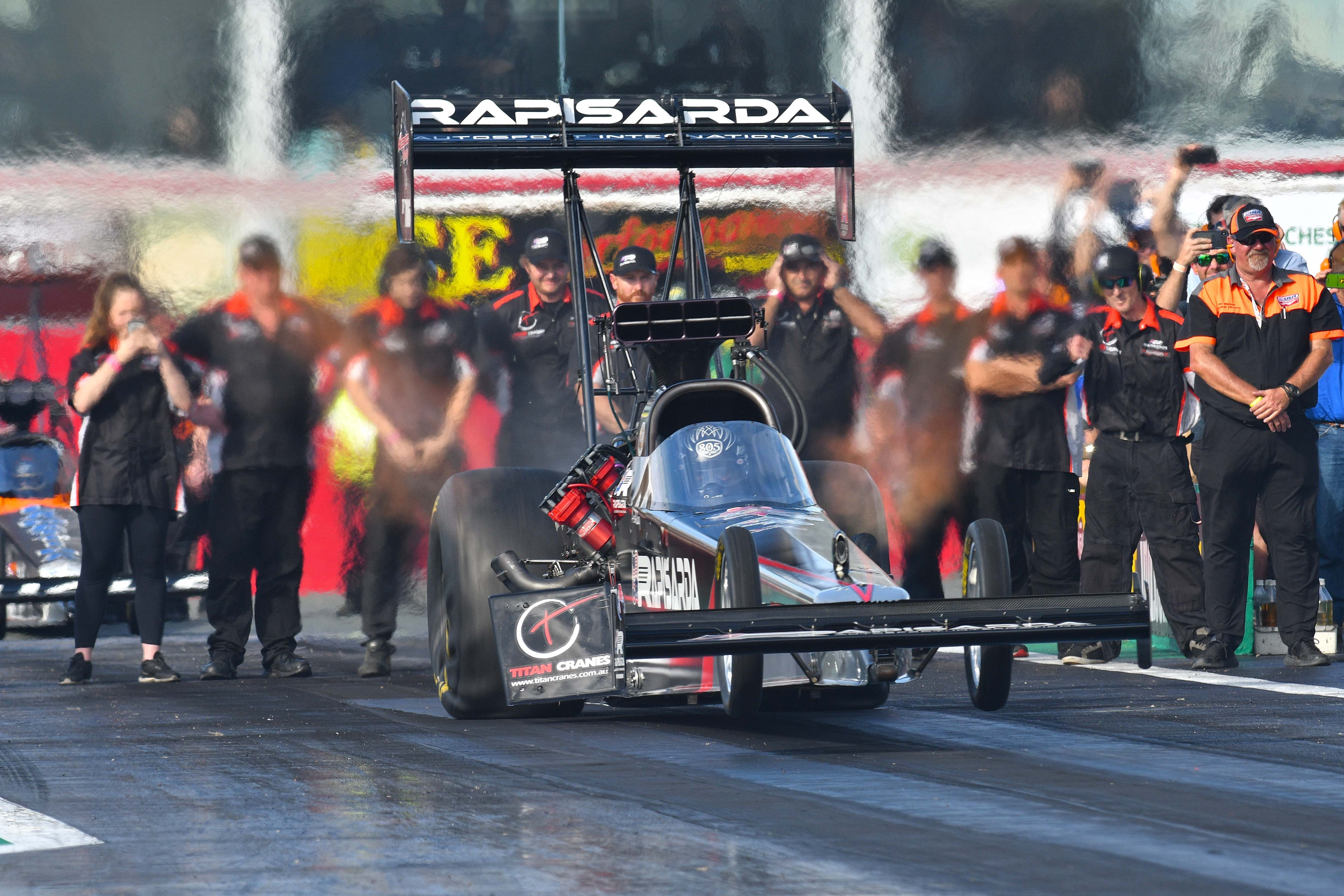 Nhra Virginia Nationals Event Notebook Competition Plus