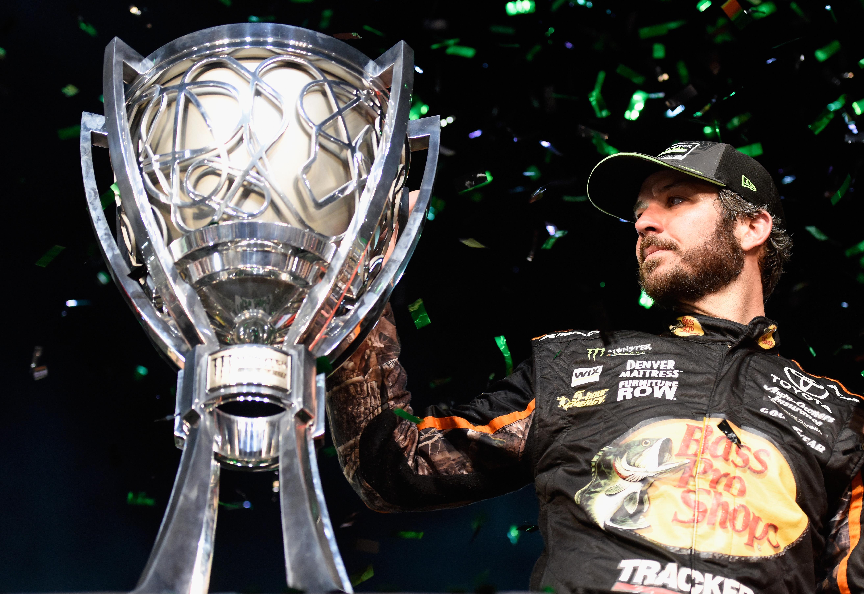 Kyle Busch Motorsports >> CP MOTORSPORTS - MARTIN TRUEX JR. WINS 2017 MONSTER ENERGY ...