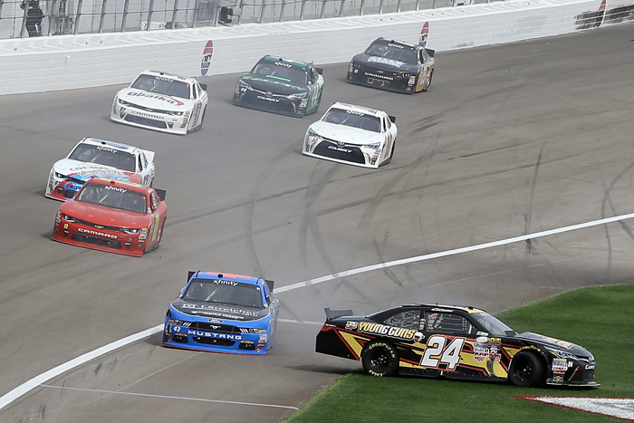 cp motorsports kyle busch dominates his hometrack en