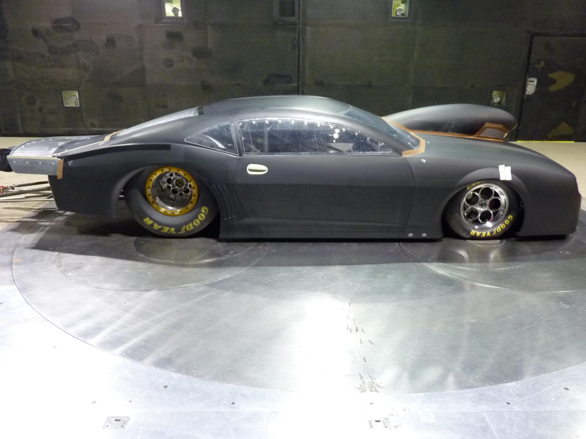JERRY BICKEL RACE CARS OFFERS NEW CAMARO BODY | Competition Plus