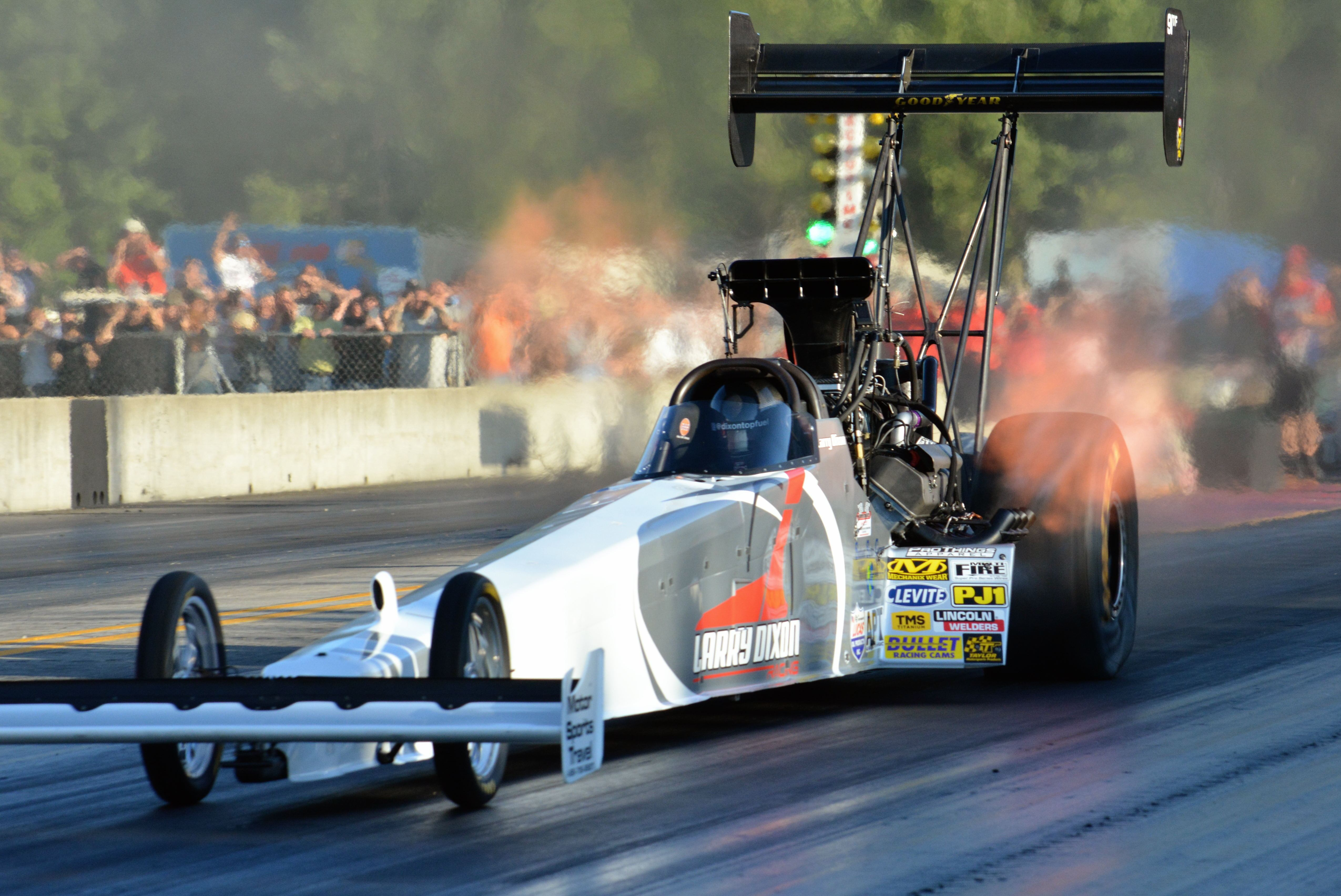 DIXON, MCINTIRE WIN BIG, JET DRAGSTERS RULE AT US 131 | Competition Plus