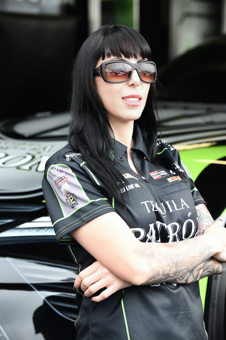 New Toyota Camry >> ALEXIS DEJORIA RETURNS TO NHRA COMPETITION AT EPPING | Competition Plus