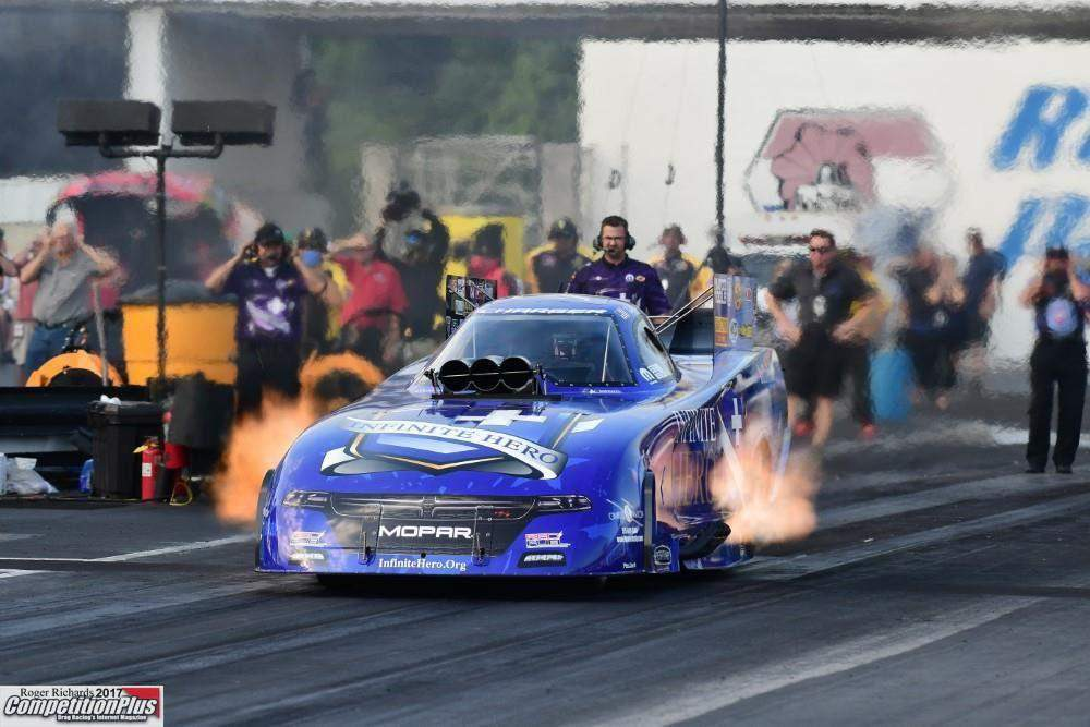 2017 NHRA SUMMERNATIONALS - EVENT NOTEBOOK | Competition Plus
