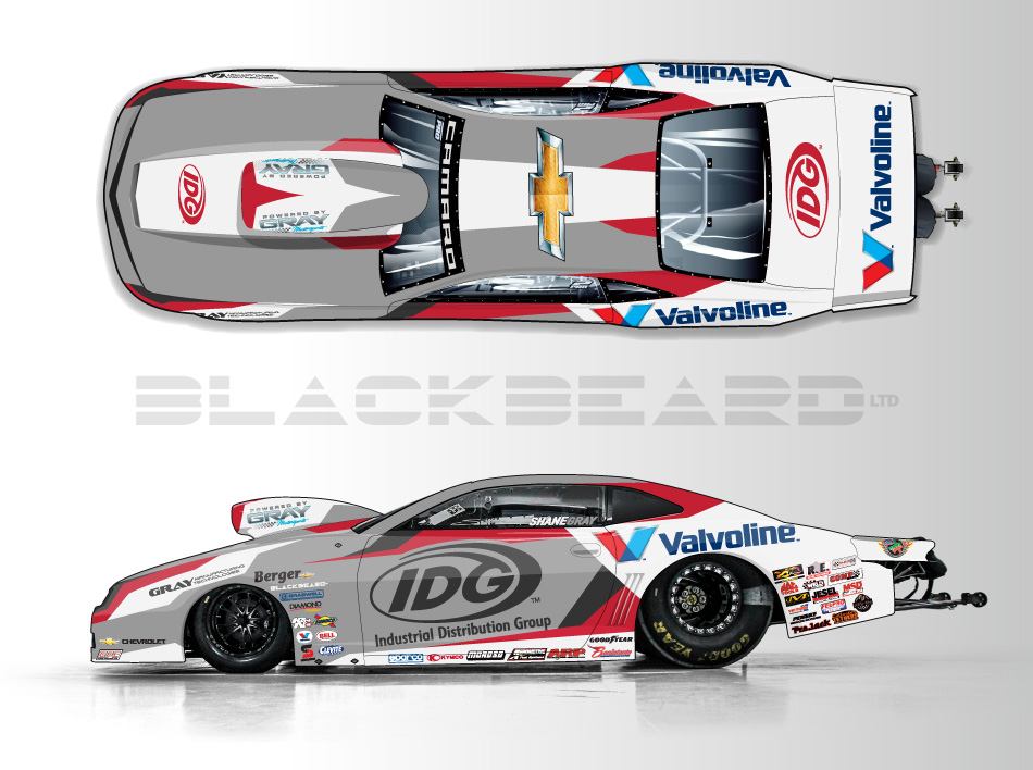 Idg To Sponsor Shane Gray For Four Wide Nationals Competition Plus
