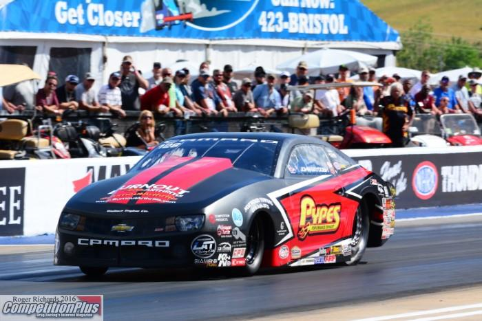 Funny Car Racing Today Into Sand