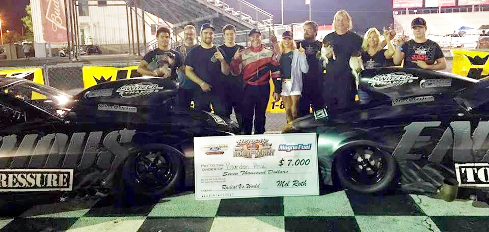 HAMSTRA TAKES UPSET OVER HANEY AT GATEWAY | Competition Plus