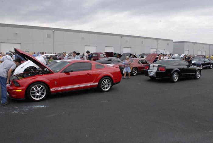 Jfr Car Show