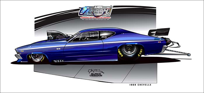 New Chevelle Pro Mod Bodies Coming Soon Competition Plus