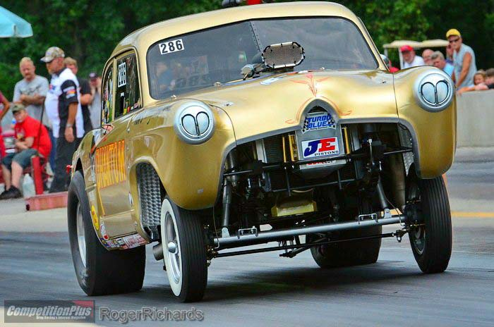 GASSER NOTEBOOK: GREER DRAGWAY EDITION | Competition Plus