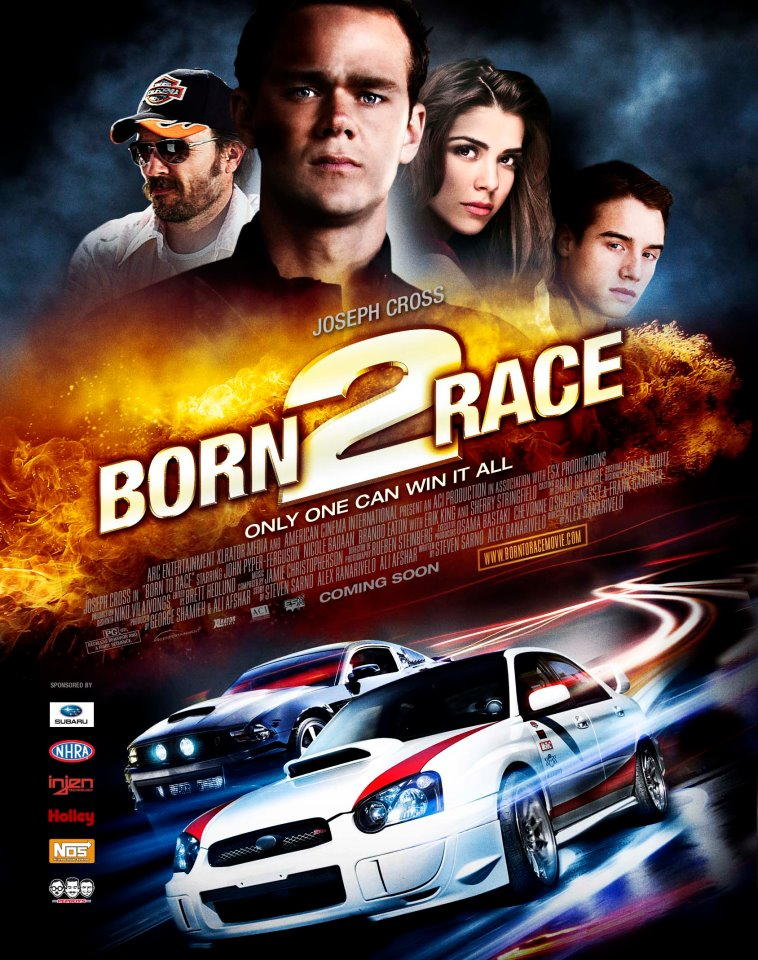 born 2 race 39 movie hits north amercan market tuesday. Black Bedroom Furniture Sets. Home Design Ideas