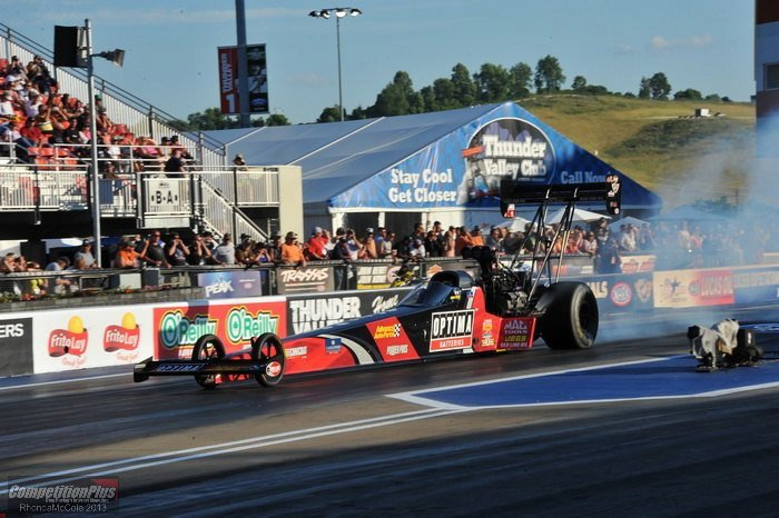 2013 Nhra Bristol Notebook Competition Plus