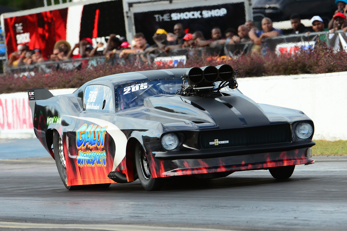 Galot Unveils New Mustang Competition Plus