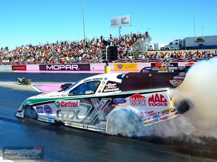 2013 nhra las vegas results competition plus for Las vegas motor speedway drag strip