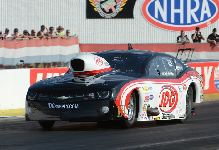 Rickie Smith Leads First Day Indy Pro Mod Competition Plus