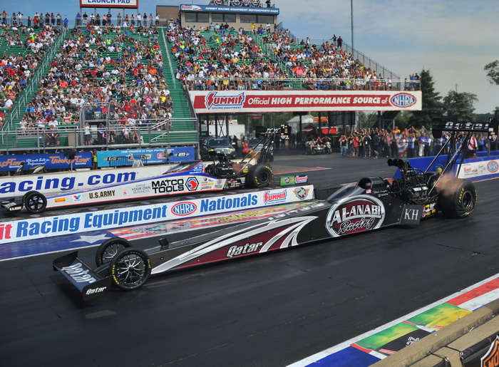 Final Round Photos From Summit Racing Equipment Nhra