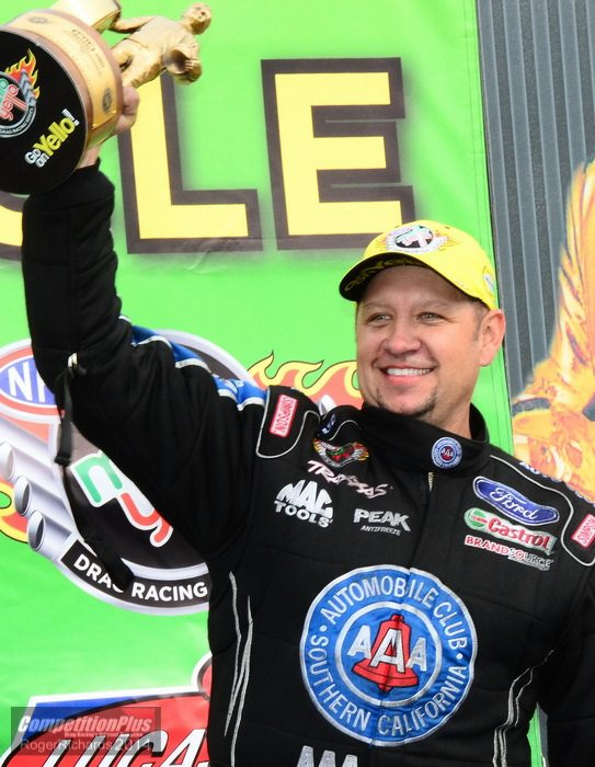 It was the second career win at Gainesville for Hight and the 30th