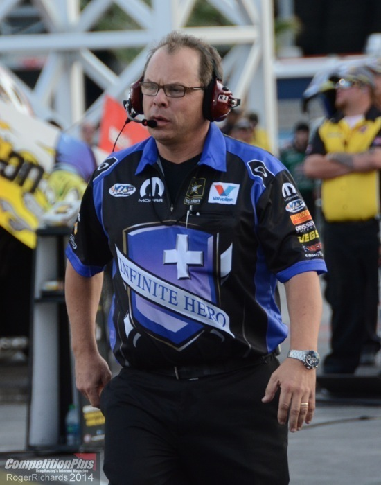 Crew Chief Jimmy Prock Talks About Joining Dsr Competition Plus