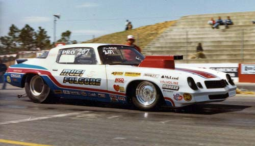 Reyes On Tour - Pro Stock - The Early Years