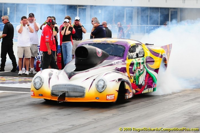 Brian Shaw Has The World S Fastest Nitrous Willys