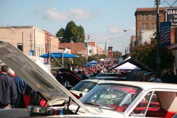 ECDTHOF PREPARES FOR OCTOBER EVENT Competition Plus - East coast car shows